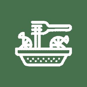 Icoon kant-en-klare visproducten