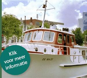 Ga naar Directievaartuig de Maze - Rondvaart haven Rotterdam