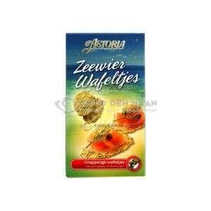 Verpakte zeewier wafeltjes