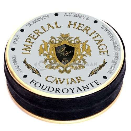 Blikje kaviaar van Imperial Heritage - Foudrayante
